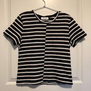 Everlane The Beach Tee Striped T-Shirt